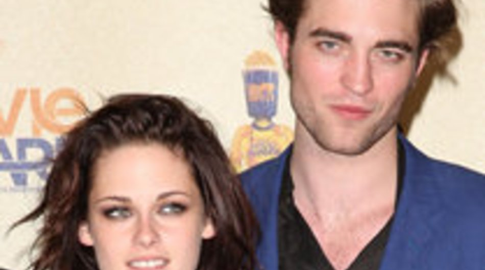 "Robert Pattinson besuchte Kristen Stewart am Set von ""On the Road"""