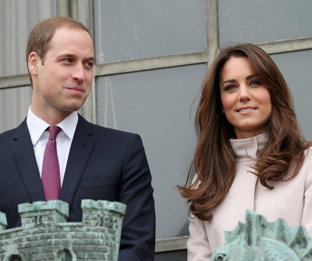 Kate Middleton lädt die Familie von Prinz William aus