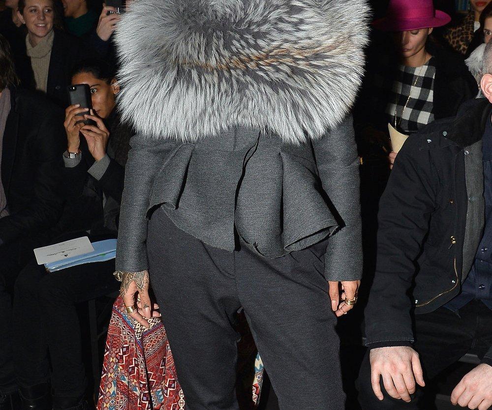 Rihanna gewinnt den Fashion Icon Award 2014