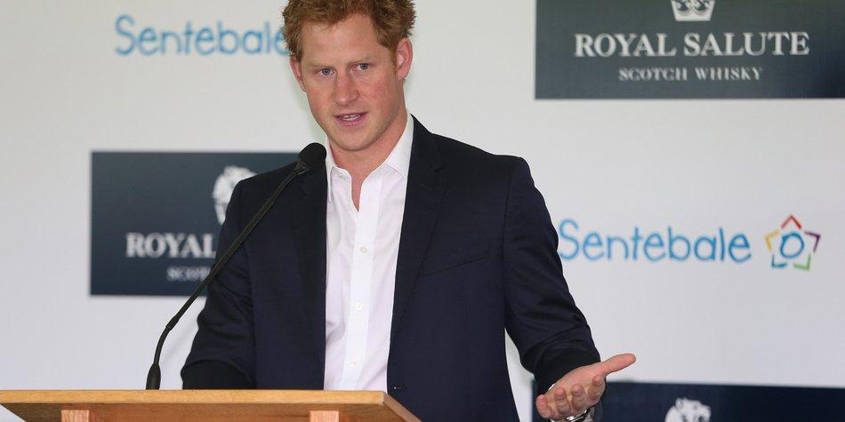 Prinz Harry: Miss USA möchte den britischen Royal heiraten