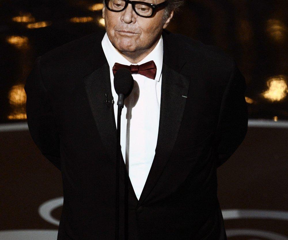 Jack Nicholson: Beendet er seine Karriere?