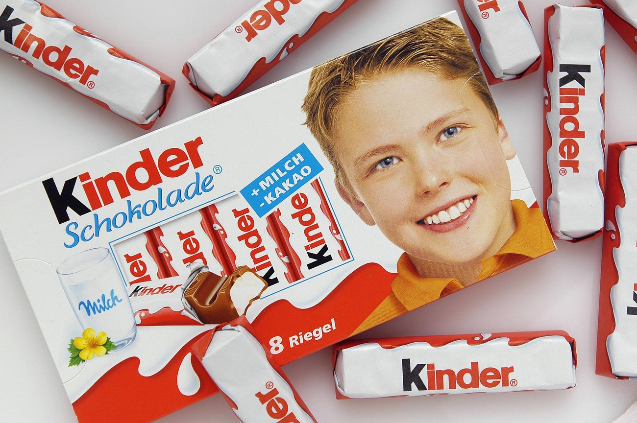 Kinderschokolade Kalorien
