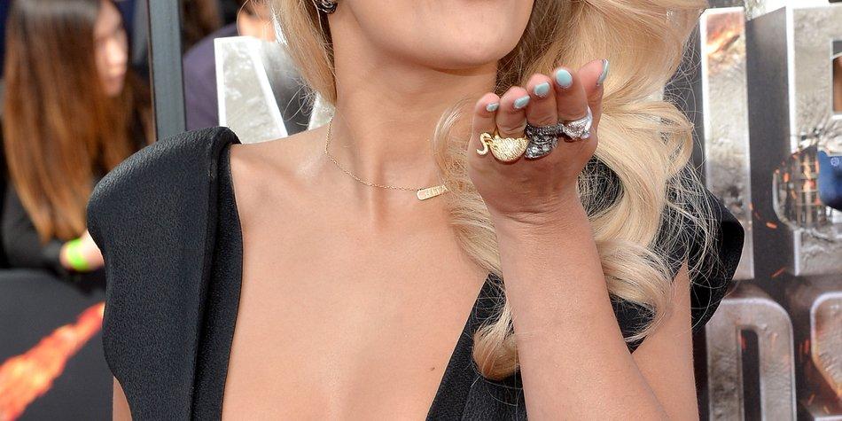 """Rita Ora enthüllt Details aus """"Shades of Grey"""""""