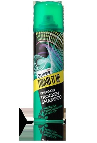 Trend it up Spray-on Trockenshampoo von Balea: Beauty Tipps für die Festival-Saison
