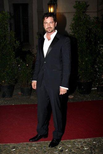 Schauspieler Gerard Butler