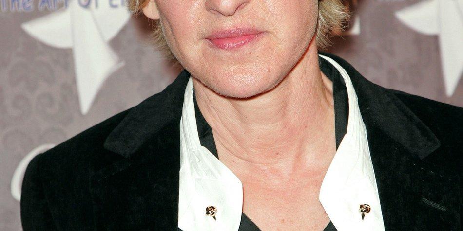 Ellen DeGeneres rettet Baby-Katze