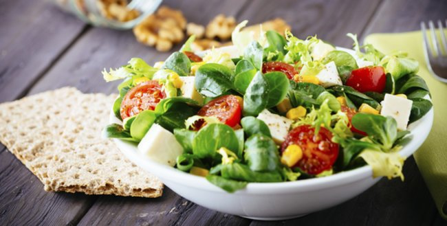 Gesundes Fast Food: Mittagessen Rezepte