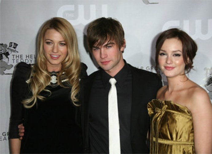 Chace Crawford, Leighton Meester und Blake Lively