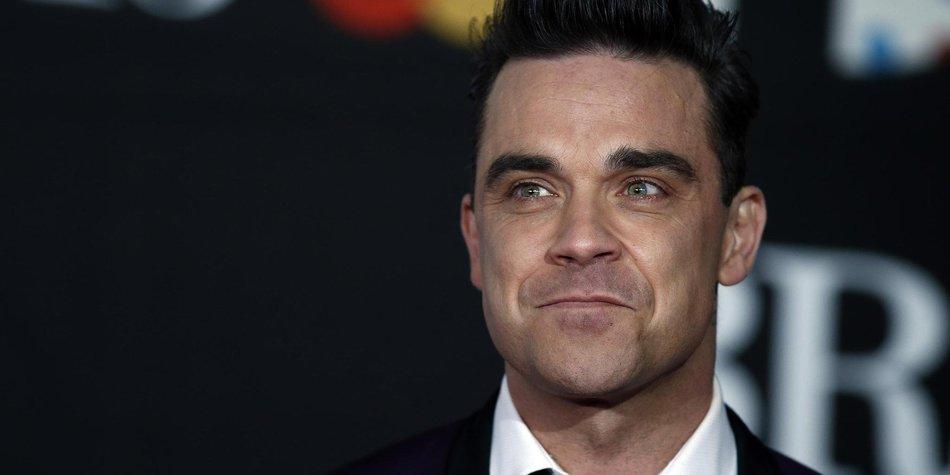 Robbie Williams macht Deutschland einen Heiratsantrag