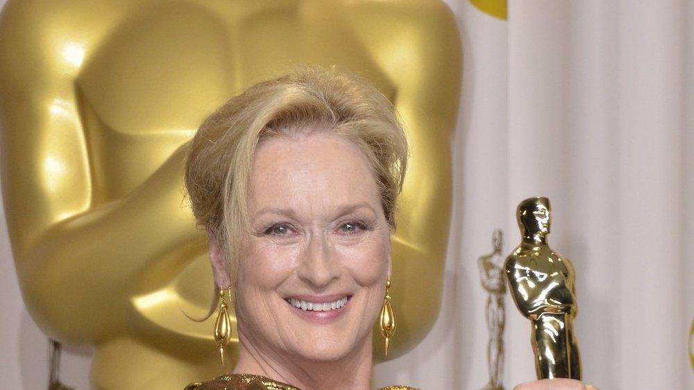 Meryl Streep vergaß Margaret Thatcher