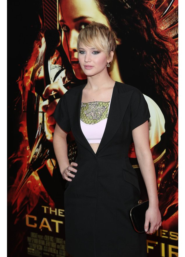 Jennifer Lawrence ist sehr erfolgreich