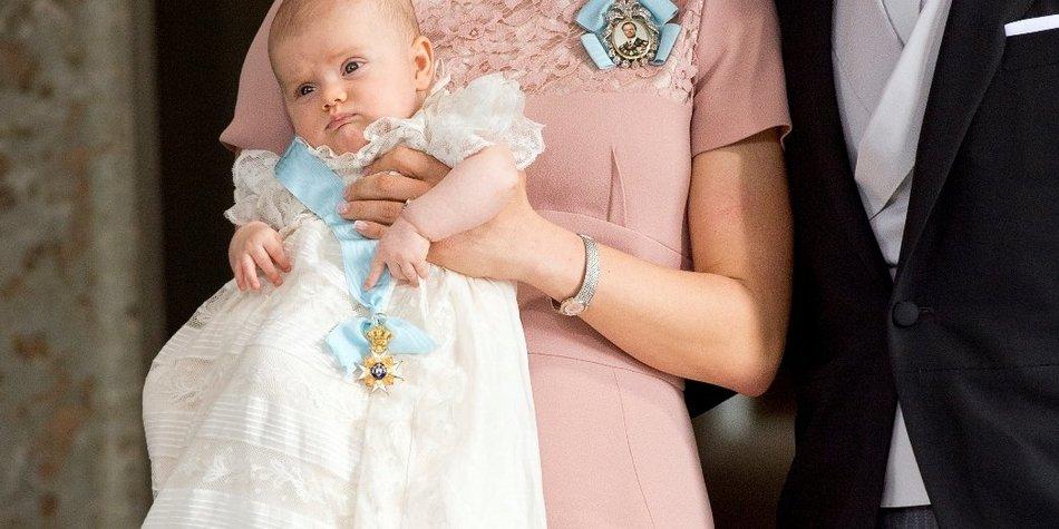Victoria von Schweden: 2. Hochzeitstag