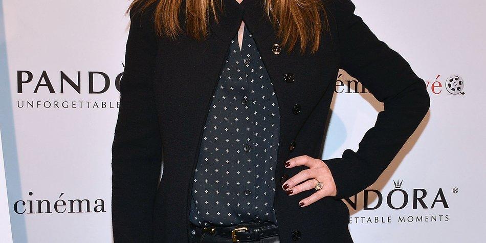 Jennifer Aniston lebt in Angst und Schrecken