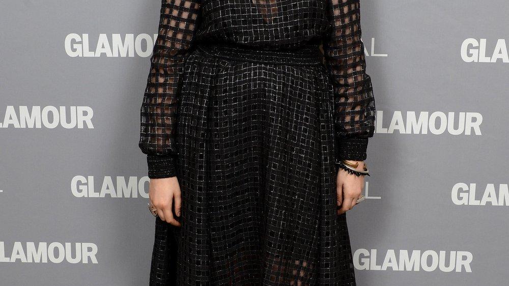 Lena Dunham: Unten ohne am Set