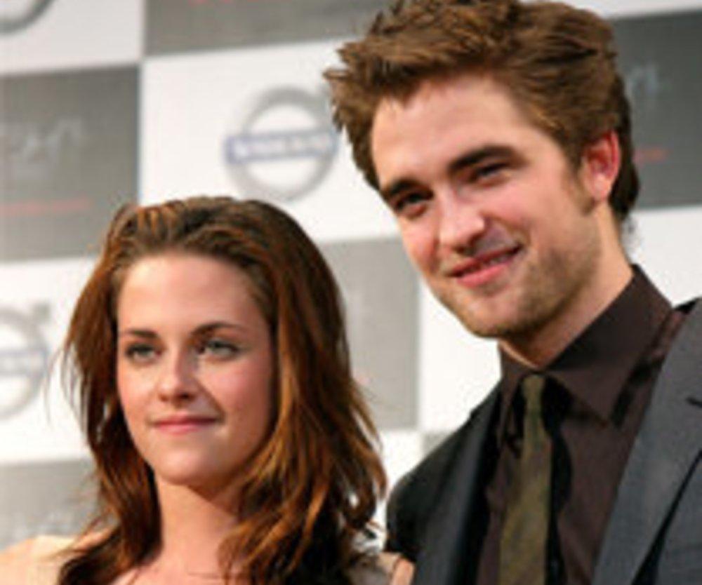 Robert Pattinson: Kristen Stewart ist eifersüchtig