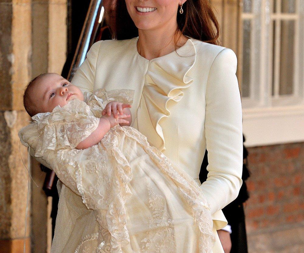 Prinz George besitzt eine Viehherde