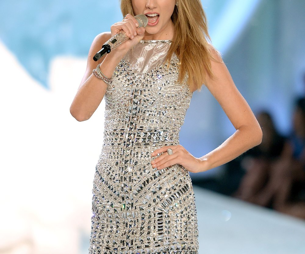 Taylor Swift singt über Harry Styles