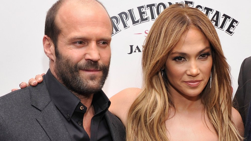 Jason Statham: Kuss mit Jennifer Lopez war süß