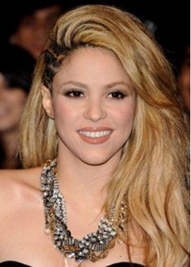Weihnachten feiert Shakira im Kreise der Familie.