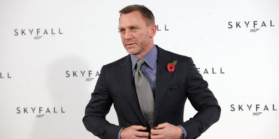 Daniel Craig am besten gekleidet