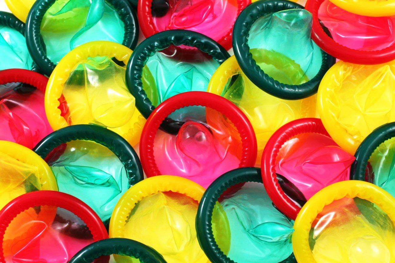Verhütung für den Mann Kondome