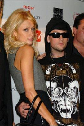 Paris Hilton und Benji madden