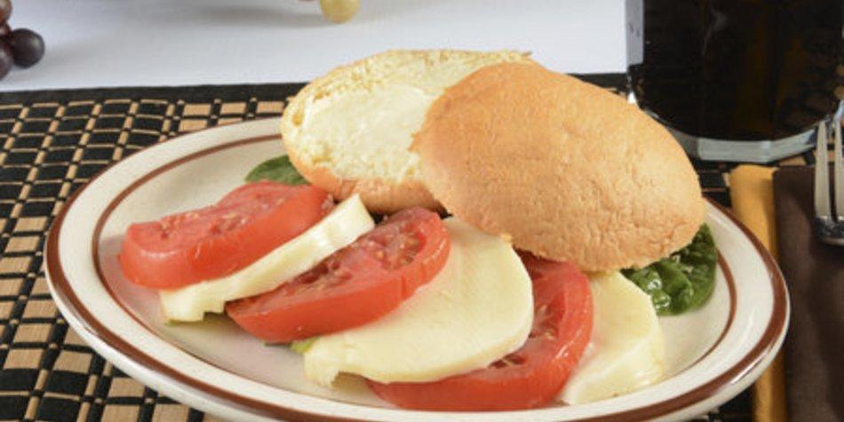 Mozzarella Salat
