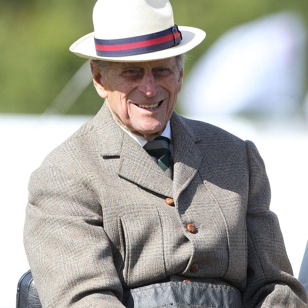 Prinz Philip ist wieder zurück!