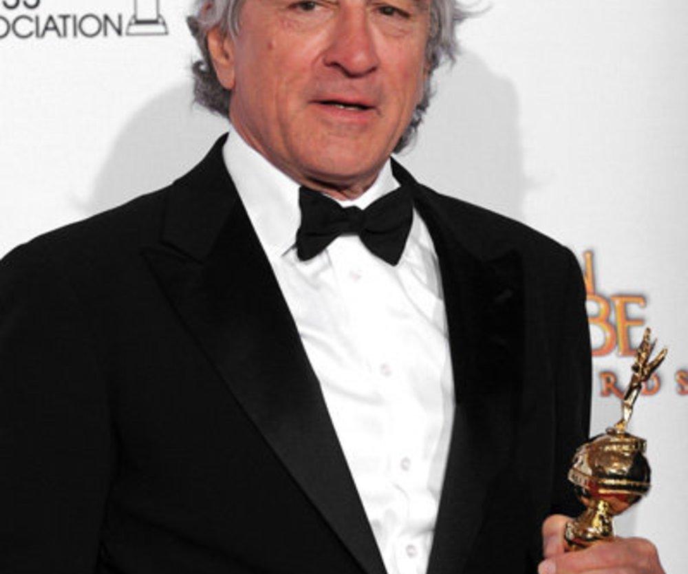 Golden Globes 2011: Robert DeNiro