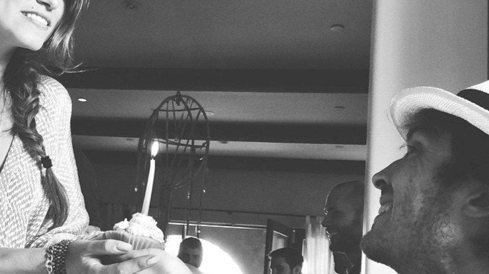Ian Somerhalder: Süße Geburtstagsfeier für seine Nikki