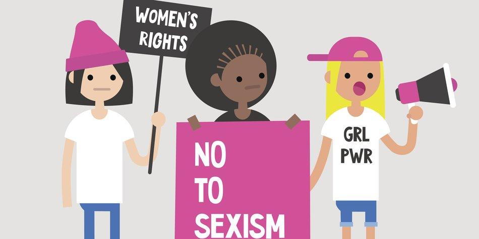 Sexismus im Job: Diese Tweets sind unfassbar!