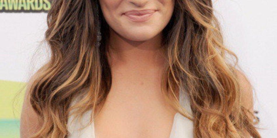 Lea Michele ist stolz auf sich