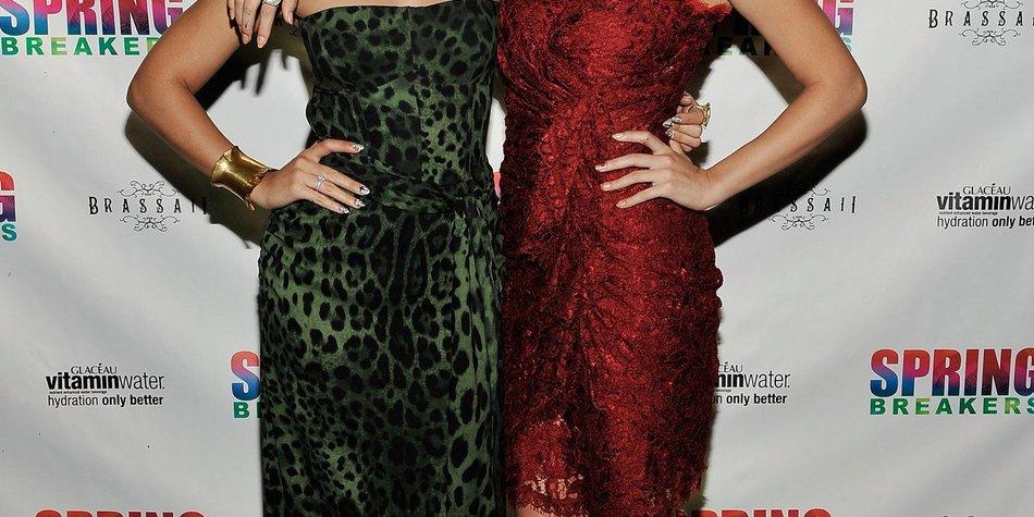 Selena Gomez und Vanessa Hudgens: Zickenkrieg