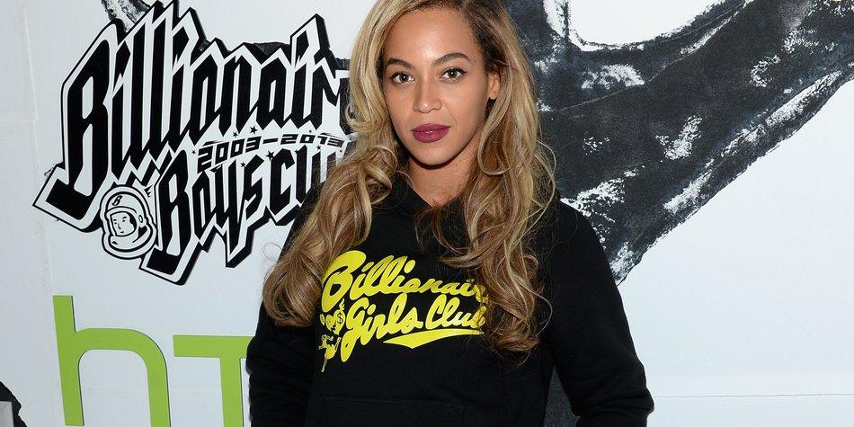 Beyonce hat ihre Haare abgeschnitten!