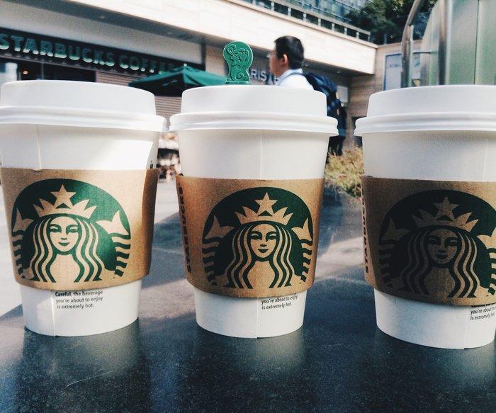 Die Neuheit bei Starbucks: Eis im Kaffee