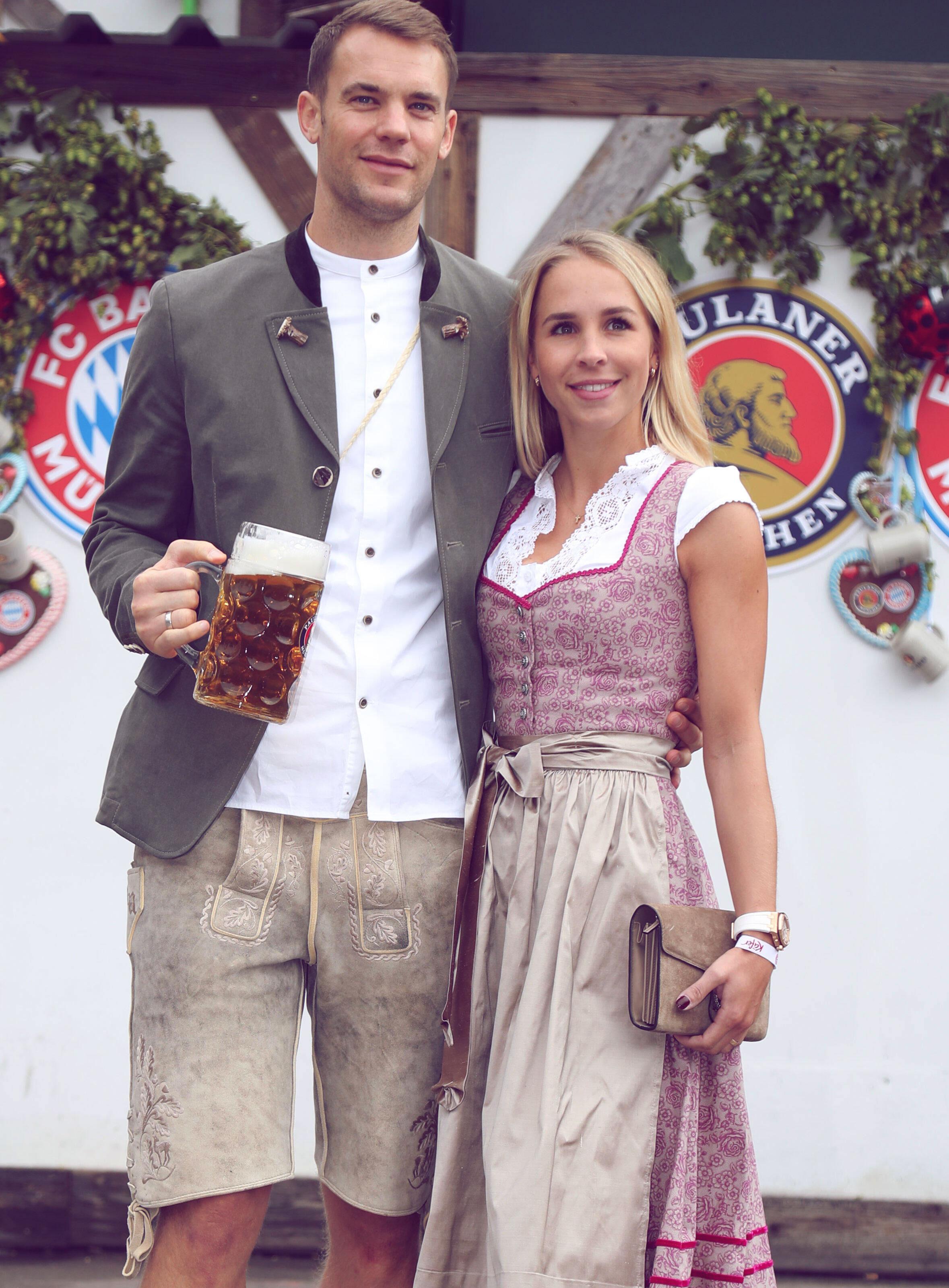 Manuel Neuer und seine Frau sollen sich getrennt haben