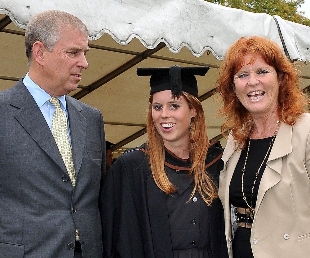 Sarah Ferguson und Prinz Andrew: Eine zweite Hochzeit?