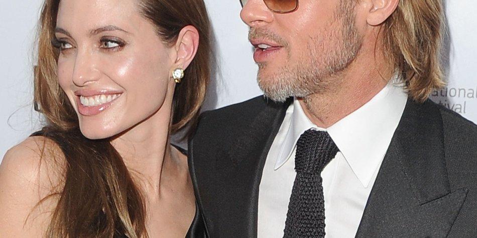Angelina Jolie und Brad Pitt: Ihr Wein ist ein echter Verkaufsschlager