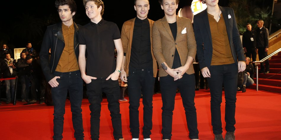 One Direction: Fans stürmen ein Kino