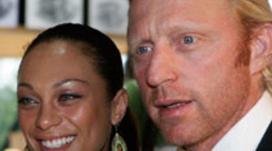 Boris Becker und seine Lilly heiraten im Märchenschloss