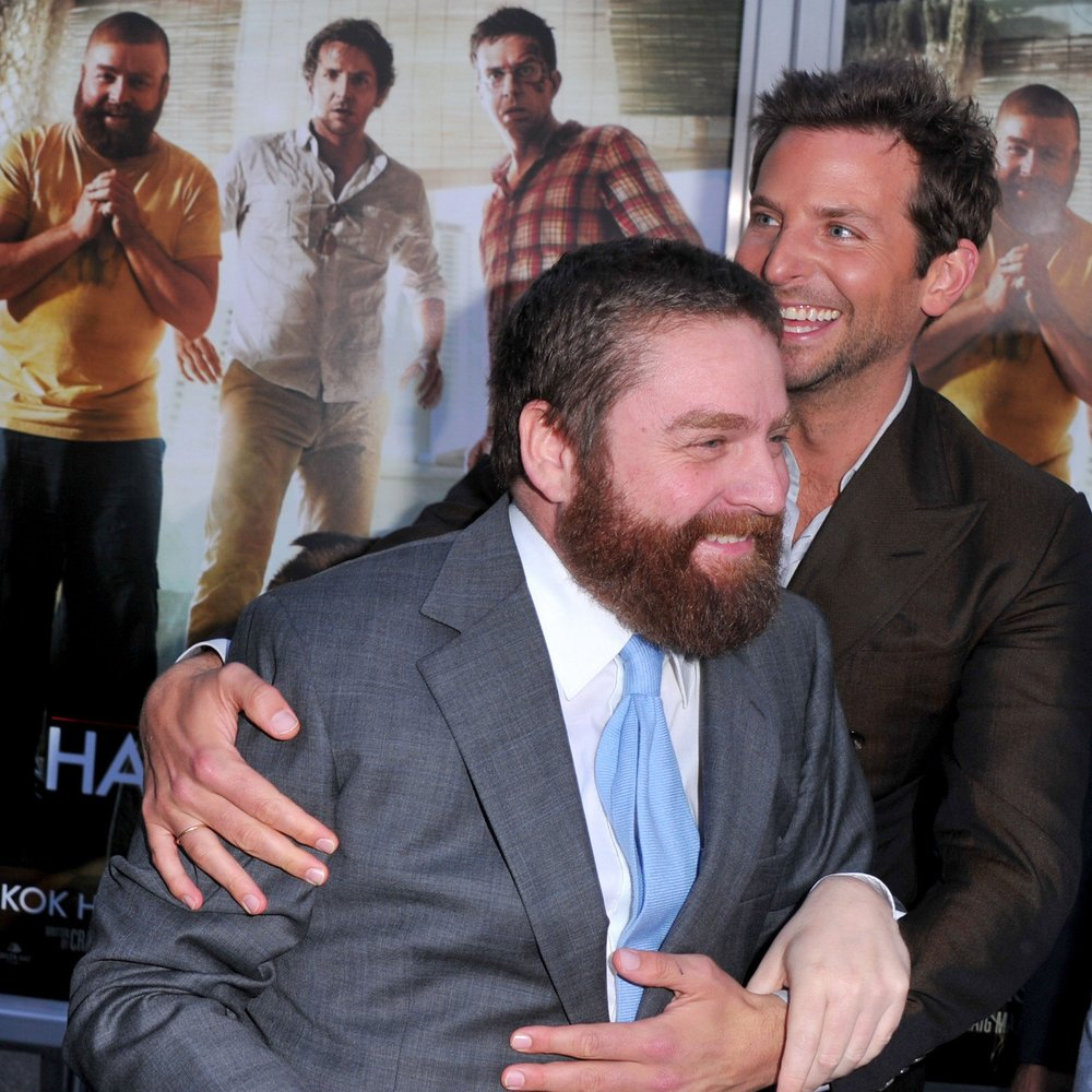 Zach Galifianakis: Hangover 2 Verbot für Mutter