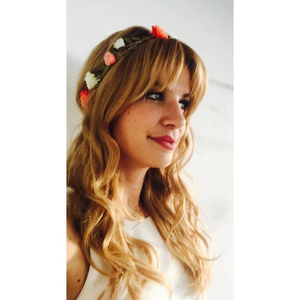 """Susan Sideropoulos macht sich für """"Got to Dance Kids"""" hübsch"""