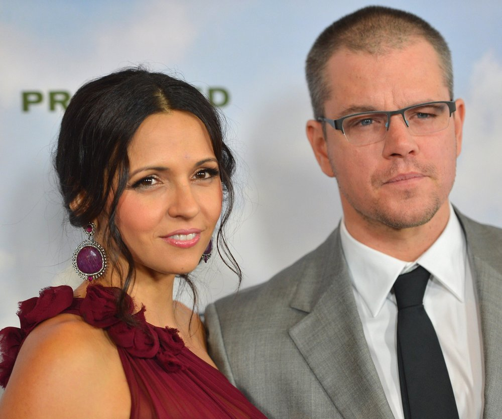 Matt Damon heiratet erneut