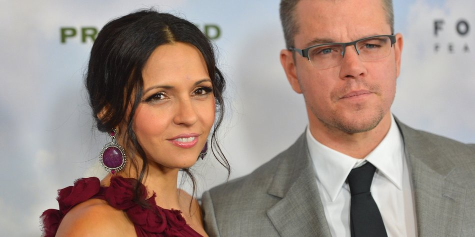 Matt Damon heiratet erneut