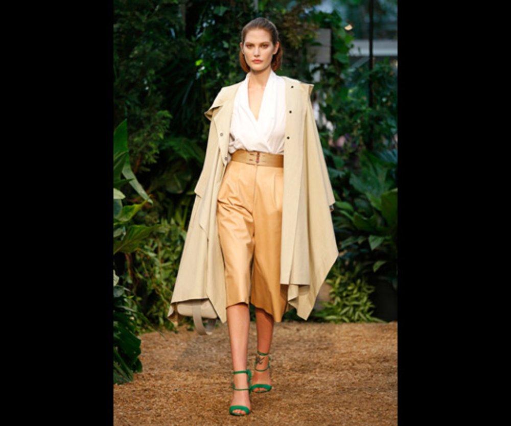Paris Fashion Week Spring/Summer 2014 Hermès