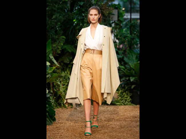Paris Fashion Week Spring/Summer 2014 Hermès