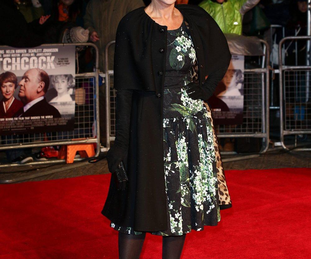 Helen Mirren bekommt einen Stern