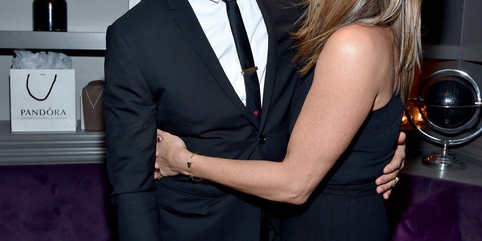 Jennifer Aniston: Ist sie bald unter der Haube?