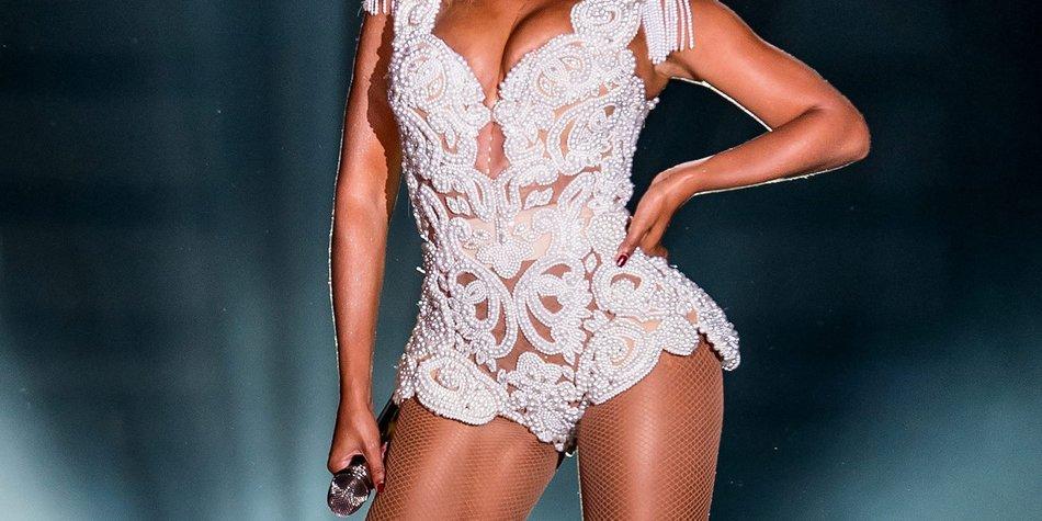 Beyonce: Von Fan attackiert!