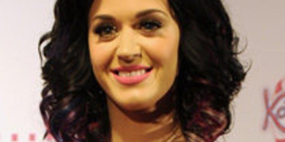 Katy Perry steht auf Latex-Kleider
